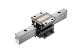 Staf flanged linear guides