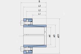 Tlk110 technical drawing