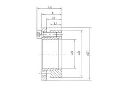 Fa2 technical drawing
