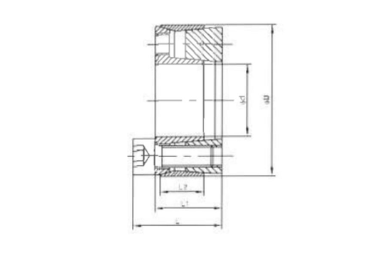 Bh technical drawing